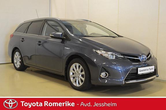 Toyota Auris Touring Sports 1,8 Hybrid Active+  2014, 102800 km, kr 209000,-