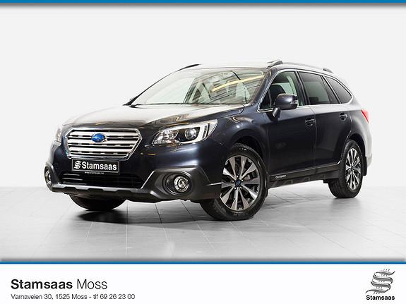 Subaru Outback 2.0D Premium Lineartronic SJEKK UTSTYRS LISTE !!