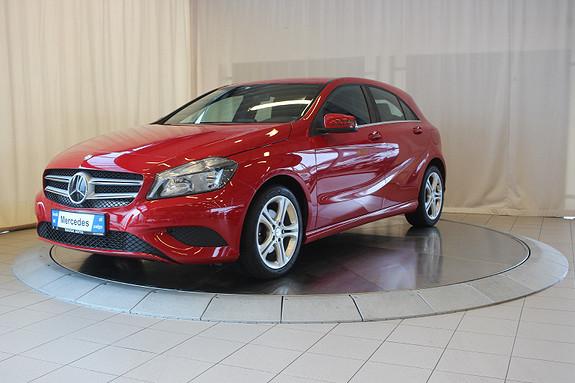Mercedes-Benz A-Klasse A180 Aut.  2013, 47500 km, kr 228000,-