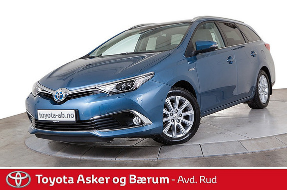 Toyota Auris Touring Sports 1,8 Hybrid Executive Dab+ Hengerfeste  2015, 30 600 km, kr 259 000,-