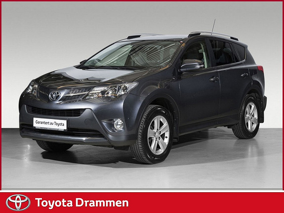 Toyota RAV4 2,0 D-4D 2WD Active  2014, 74765 km, kr 259000,-