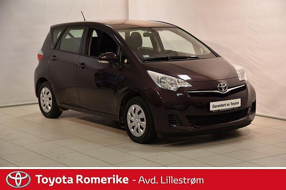 Toyota Verso-S 1,4 D-4D Sense  2014, 18575 km, kr 149000,-