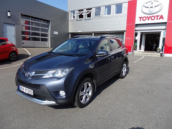 Toyota RAV4 2.2D-4D DPF Executive  2013, 93000 km, kr 309000,-