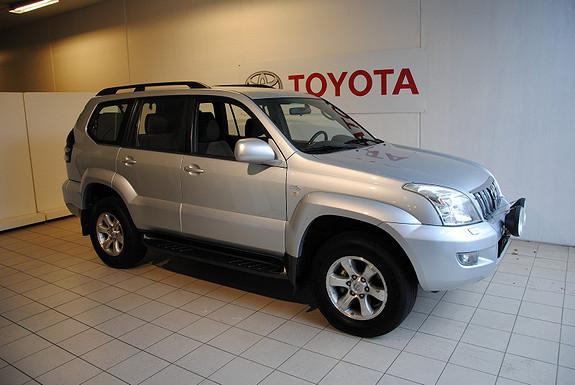 Toyota Land Cruiser 120 D-4D 3,0 VX  2003, 278735 km, kr 179000,-
