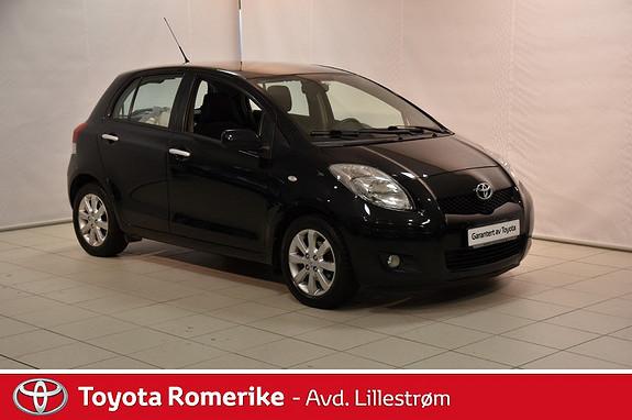 Toyota Yaris 1,33 S-Edition 6MMT  2010, 88349 km, kr 79000,-