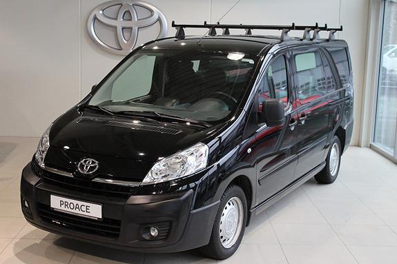 Toyota Proace 2.0 Diesel L2H1 163hk automat  2013, 28676 km, kr 209000,-