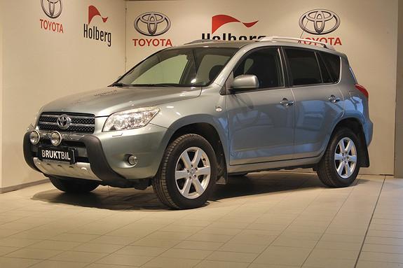 Toyota RAV4 2,2 D-4D 136hk DPF Cross Sport Hengerfeste, DEFA ++  2008, 151500 km, kr 149000,-
