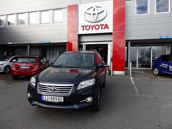 Toyota RAV4 2.2D-4D DPF Executive  2010, 69000 km, kr 219000,-