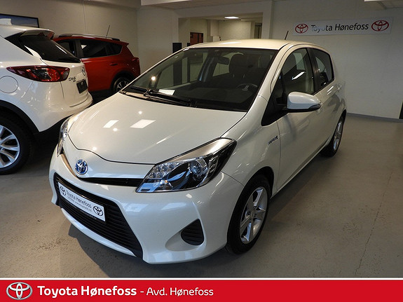 Toyota Yaris 1,5 Hybrid Active  2013, 50500 km, kr 149000,-