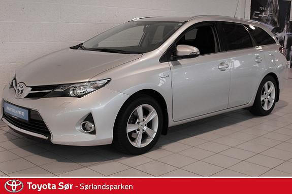 Toyota Auris 1,8 Hybrid E-CVT Active+  2014, 63500 km, kr 209000,-