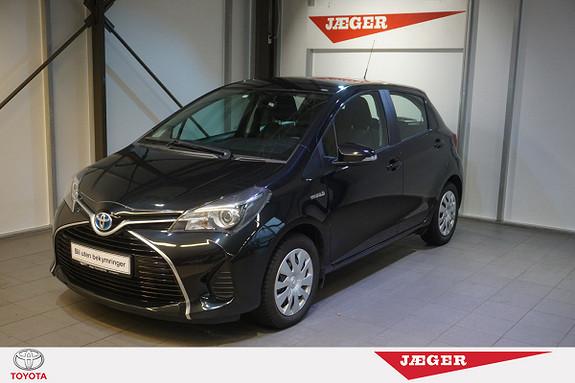Toyota Yaris 1,5 Hybrid Active  2014, 38200 km, kr 169000,-