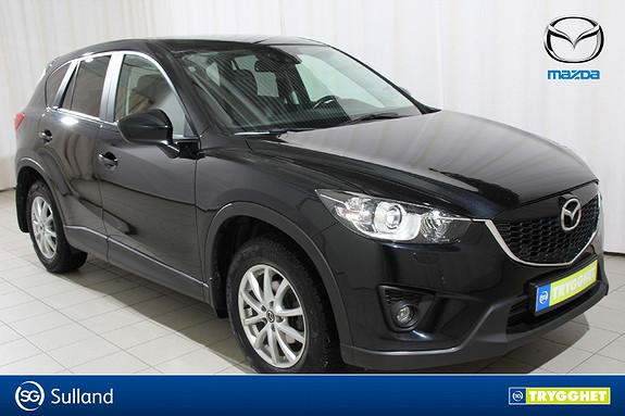 Mazda CX-5 2,2D 150hk Optimum 4x4 aut. skinn