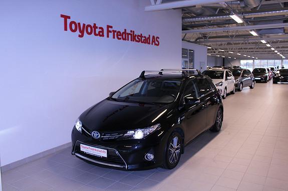 Toyota Auris 1,8 Hybrid E-CVT Active+  2014, 53000 km, kr 219000,-