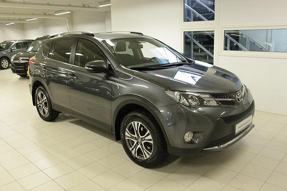 Toyota RAV4 2,0 D-4D 2WD Active  2013, 70162 km, kr 249000,-
