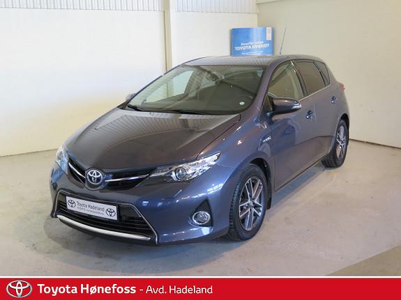 Toyota Auris 1,8 Hybrid E-CVT Active+ Navi Dab+ Xenon  2014, 47700 km, kr 209000,-