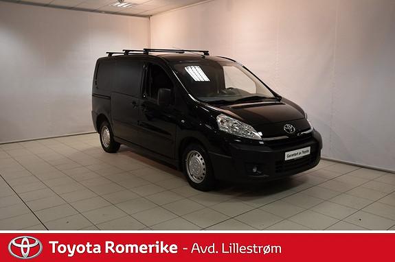 Toyota Proace 2,0 128hk L2H1  2014, 36977 km, kr 175000,-