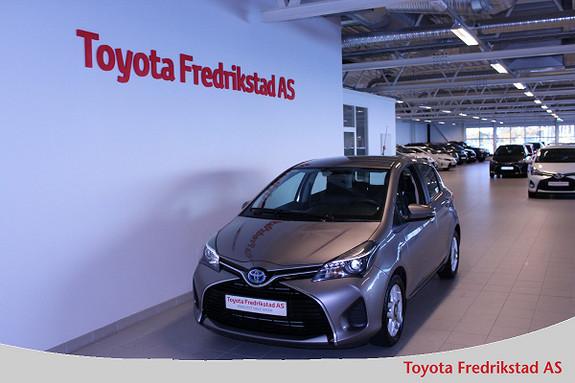 Toyota Yaris 1,5 Hybrid Active e-CVT  2015, 14113 km, kr 179000,-