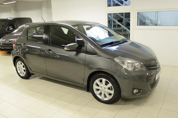 Toyota Yaris 1,33 Style Multidrive S  2012, 34000 km, kr 139000,-