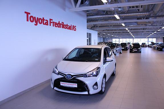 Toyota Yaris 1,5 Hybrid Style  2014, 47300 km, kr 169000,-