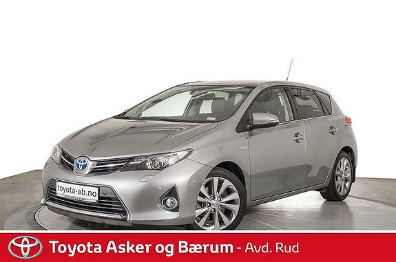 Toyota Auris 1,8 Hybrid E-CVT Executive  2014, 32230 km, kr 239000,-