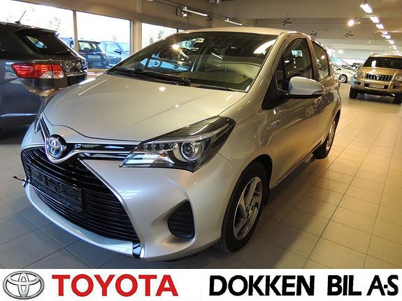 Toyota Yaris 1,5 Hybrid Active e-CVT  2014, 35439 km, kr 169000,-