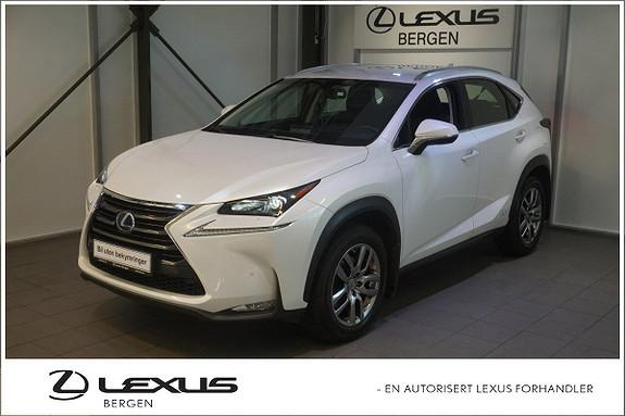 Lexus NX 300h 300h Business  2015, 37900 km, kr 499000,-