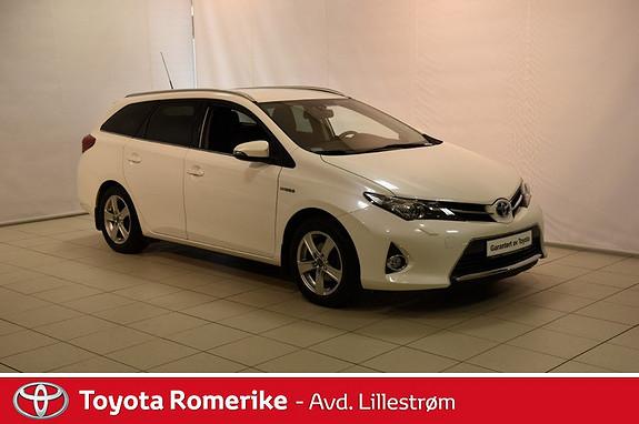 Toyota Auris Touring Sports 1,8 Hybrid Active+  2014, 44660 km, kr 239000,-