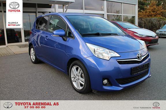 Toyota Verso-S 1,33 Elegant Multidrive S  2011, 67000 km, kr 135000,-
