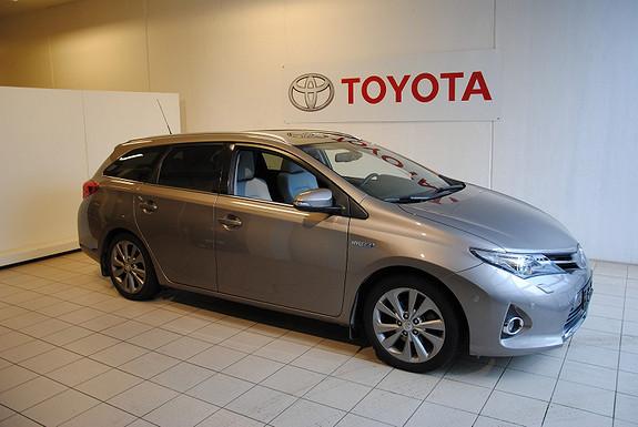 Toyota Auris Touring Sports 1.8 Hybrid Automatgir Executive  2014, 44680 km, kr 238000,-