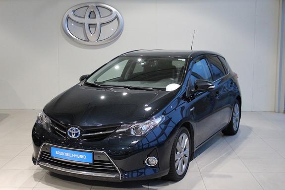 Toyota Auris 1.8 Executive Hybrid  2014, 53636 km, kr 209000,-