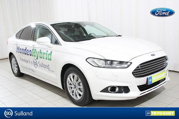 Ford Mondeo Hybrid 2,0 iVTC 187hk Titanium aut