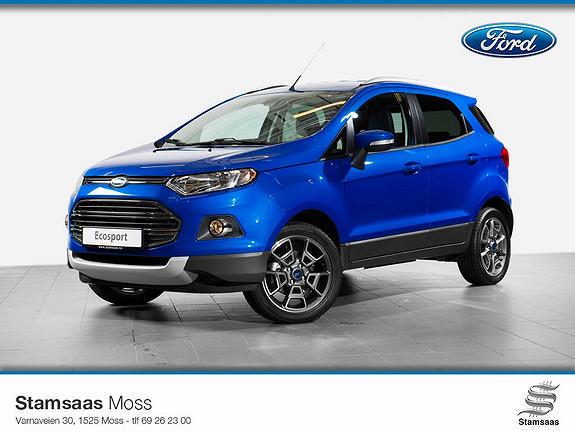Ford Ecosport 1,0 125hk Titanium