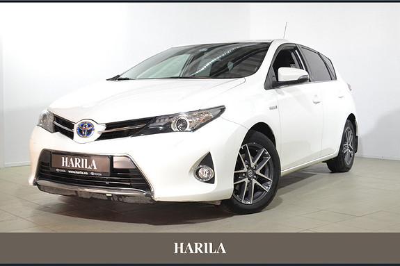 Toyota Auris 1,8 Hybrid E-CVT Active S  2015, 33000 km, kr 219000,-