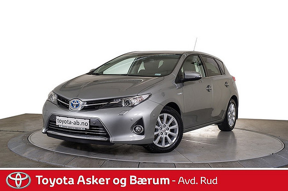 Toyota Auris 1,8 Hybrid E-CVT Executive  2014, 45300 km, kr 219000,-