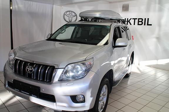 Toyota Land Cruiser Reserver til 24.10 asVX Automat  1 eigar.  2010, 110000 km, kr 359000,-