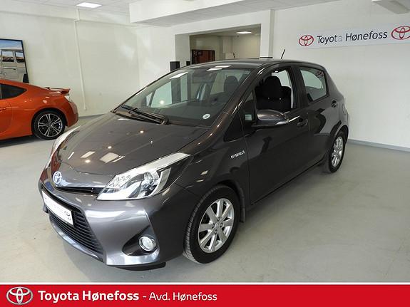 Toyota Yaris 1,5 Hybrid Active , Navi,  2014, 75000 km, kr 144000,-