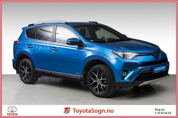Toyota RAV4 Hybrid 4WD Active Style HENGERFESTE, UNDERSTELLSBEHANDL  2016, 24500 km, kr 429000,-