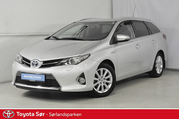 Toyota Auris Touring Sports 1,8 Hybrid Active+  2014, 28 500 km, kr 219 000,-
