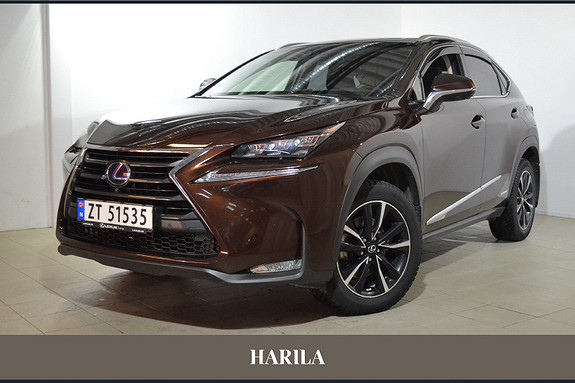 Lexus NX 300h 300h Luxury  2016, 39000 km, kr 599000,-