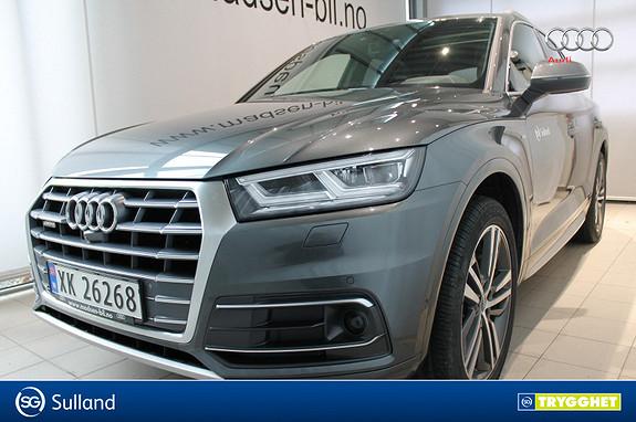 Audi Q5 2,0 TDI 190hk quattro S tronic Sport *SE UTSTYRSLISTE*