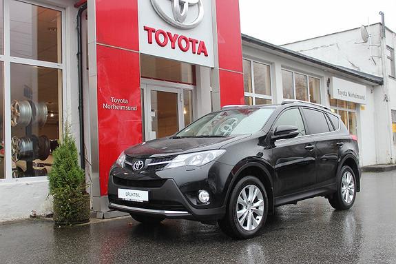 Toyota RAV4 2.2 D-4D Executive  2014, 36000 km, kr 349000,-