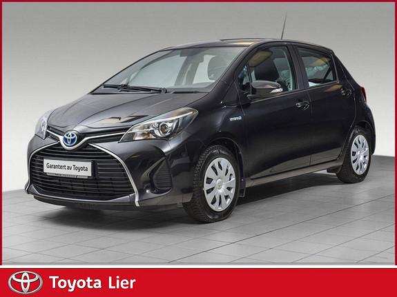 Toyota Yaris 1,5 Hybrid Active  2014, 61050 km, kr 155000,-