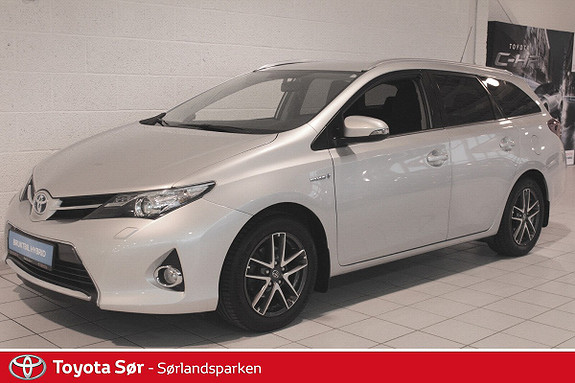 Toyota Auris Touring Sports 1,8 Hybrid Active+  2014, 56 500 km, kr 215 000,-