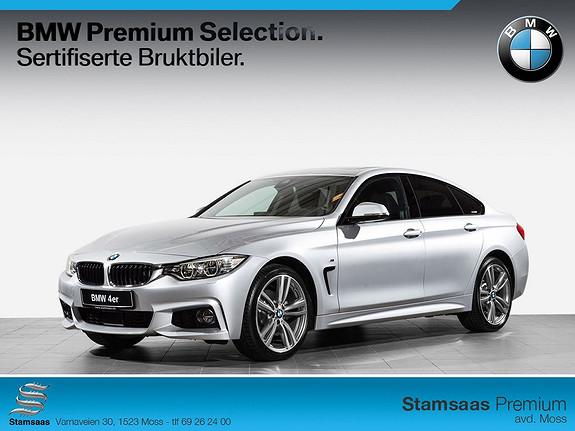 BMW 4-serie 420d xDrive Gran Coupé 190hk aut M-SPORT, HARMAN KARDON