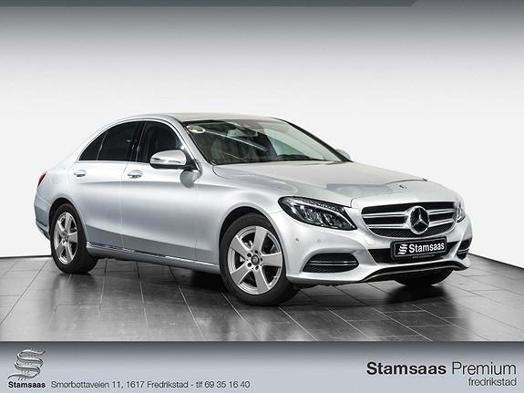 Mercedes-Benz C-Klasse C180 aut I Avantgarde I Comand I Automat I