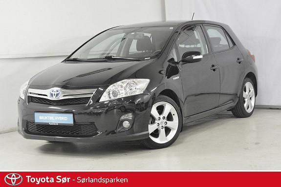 Toyota Auris 1,8 Hybrid Executive HSD  2010, 40500 km, kr 145000,-