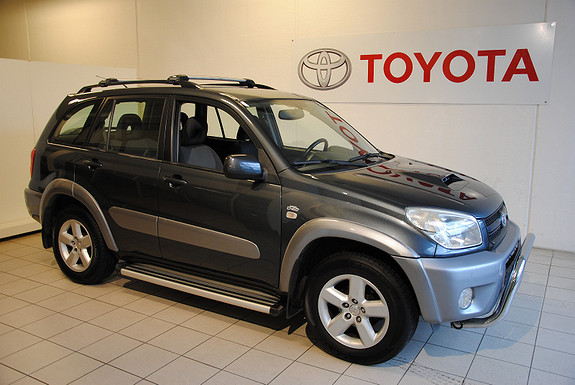Toyota RAV4 2,0 D-4D Sport 4WD  2004, 225305 km, kr 78000,-