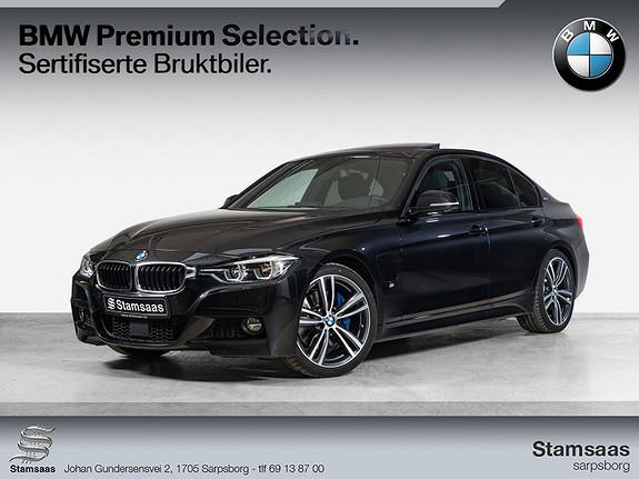BMW 3-serie 330e iPerformance aut l M-sport l Navi l LED l Norsk l