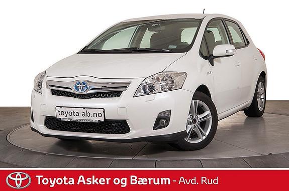 Toyota Auris 1,8 Hybrid E-CVT Executive  2011, 59000 km, kr 159000,-