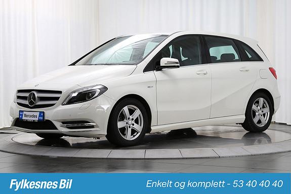 Mercedes-Benz B-Klasse B 180 CDI BlueEfficiency DAB+, BiXenon, Hengerfeste  2013, 97000 km, kr 179900,-